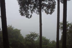 大岳山の登山