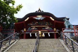 武藏御嶽神社