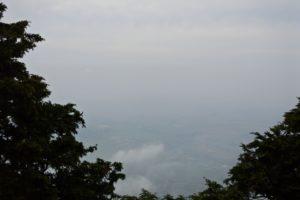 男体山からの景色