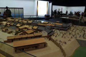 江戸の模型