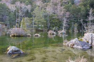 明神二之池