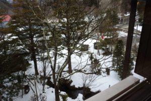 岡田旅館 景色