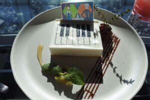 ピアノチーズケーキ